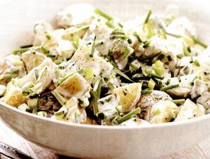 Salată sanatoasa de cartofi