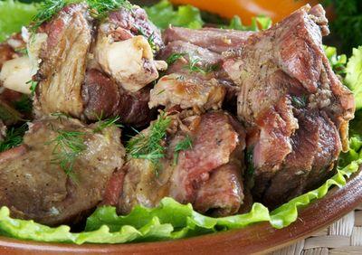 Reteta carne de vita marinata