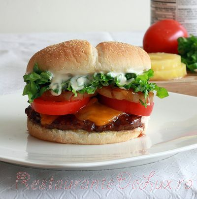 Reteta hamburger de vita