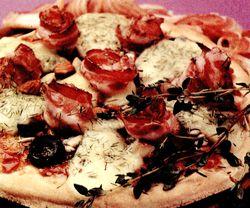 Pizza cu masline