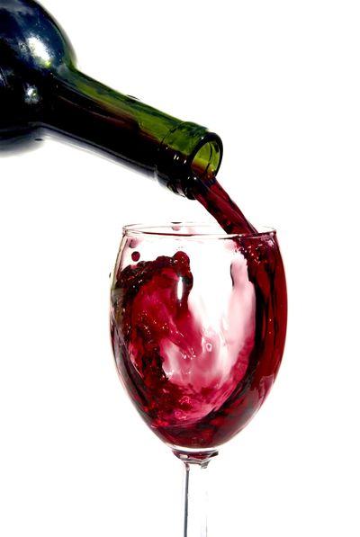 Tonic astringent cu vin