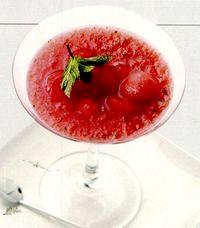 Cocktail cu pepene rosu