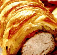 Muschi de porc in foietaj