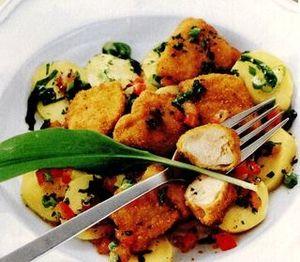 Retete_delicioase_Salata_de_cartofi_cu_pui