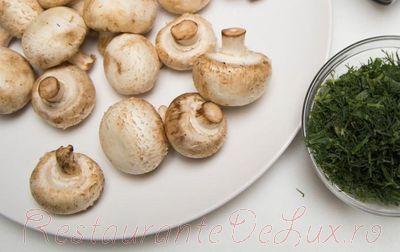 Salata de ciuperci cu miere