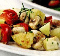 Mancare_de_cartofi_cu_ciuperci_si_rozmarin