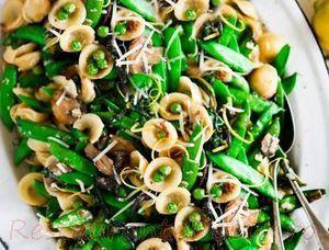 Salata de ciuperci cu legume