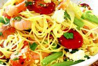 Spaghete_cu_fasole_verde_si_creveti