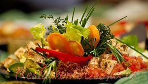 Salata de conopida cu mustar