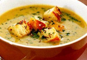 Supa cu chimen