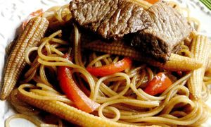 Spaghete_cu_vita_si_porumb