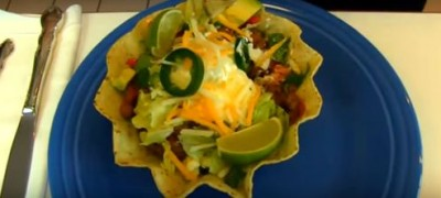 How_to_make_Taco_Salad