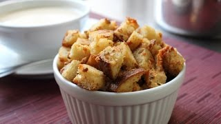 How_to_make_Crispy_blue_cheese_croutons