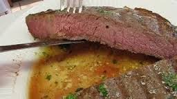 How_to_make_Grilled_steak_with_parsley_butter_sauce