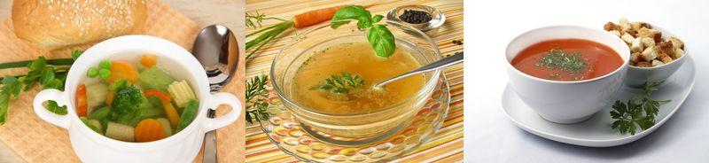 Supă cu turnăţei