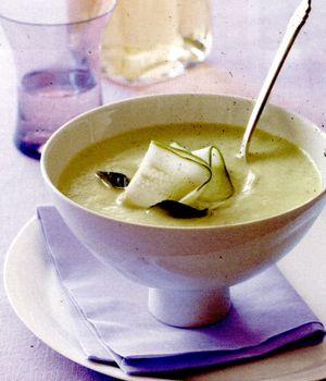 Supa cu castraveti si iaurt