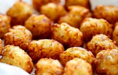 Reteta chiftele de cartofi