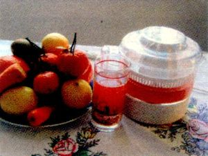 Reteta suc de fructe