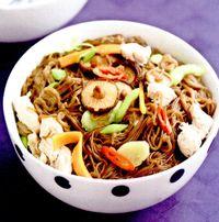 Taitei cu sos pad thai