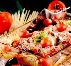 Paste_cu_vinete_rosii_si_mozzarella