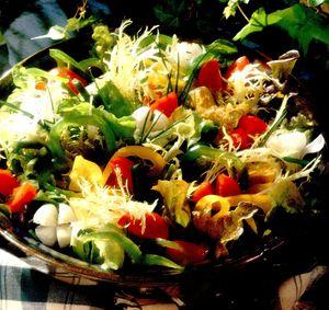 Salata_cu_fasole_verde_ardei_si_ansoa