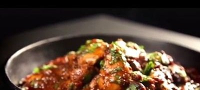 How_to_make_Chilli_Chicken_With_Ginger_and_Coriander