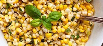 Reteta salata cu porumb