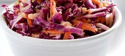 Salata de varza cu seminte
