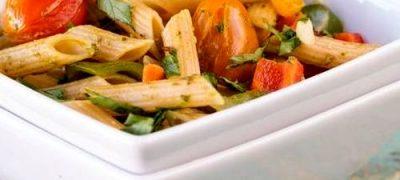 Paste faionase cu legume