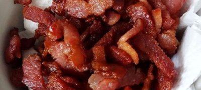 Cum preparam baconul crocant