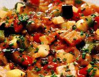 Ghiveci de legume cu marar