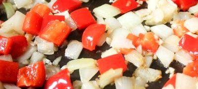 Ghiveci de legume cu busuioc