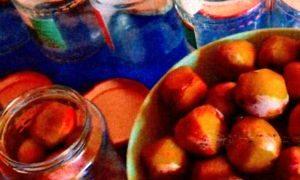 Compot din fructe