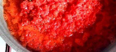Pasta de ardei cu gogosari