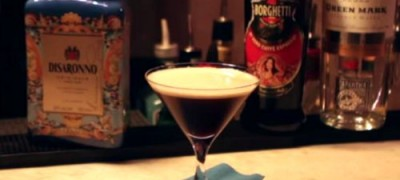 How_to_Make_a_Coffee_Martini_with_Disaronno