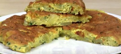 How_to_make_Potato_omelette