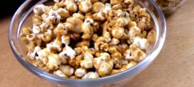 Popcorn cu branza