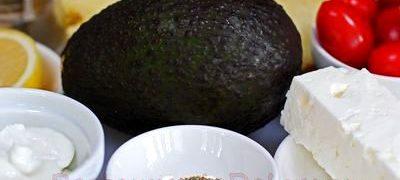 Tarte cu avocado