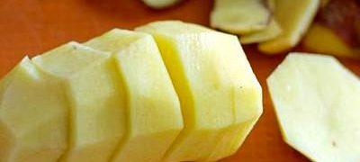 Piure de cartofi cu mustar