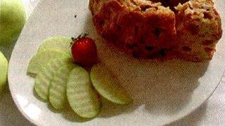 Chec cu mere si goji