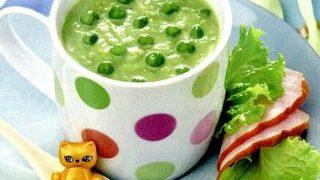 Supa-crema de mazare