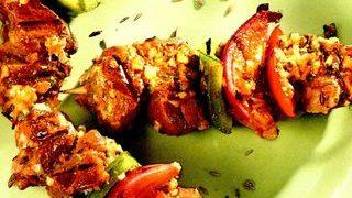 Frigarui marinate cu carne de miel