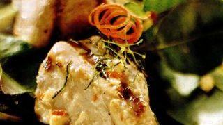 File de porc in sos dulce-acrisor