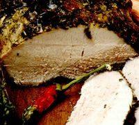 Friptura de porc in crusta