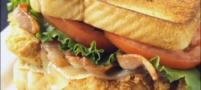 How to make Chicken Club Sandwiches