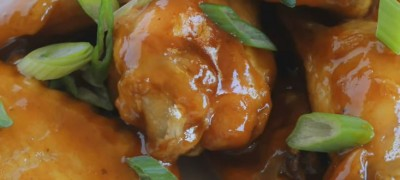 How to make Jim Beam Chicken Wings