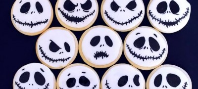 How to make Scary Cookies for Halloween
