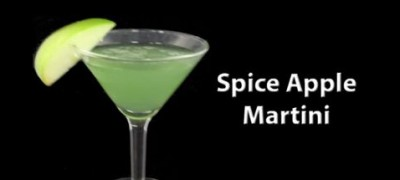 How_to_make_Spiced_Apple_Martini_Cocktail