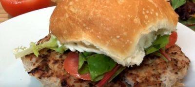 How_to_make_Turkey_Burger