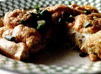 Omleta pufoasa cu porumb